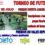 TORNEO DE FUTBOLÍN (27/07/18, Argamasilla de Calatrava)