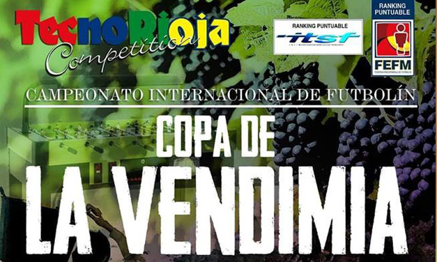 COPA DE LA VENDIMIA (08/09/18 – LOGROÑO)