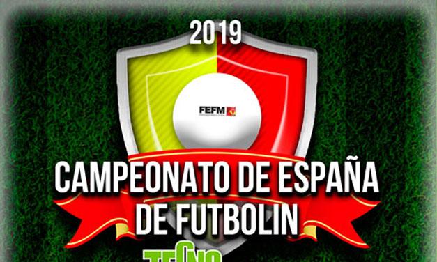 CAMPEONATO DE ESPAÑA 2019 – CARTEL