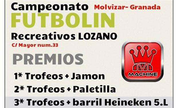 CAMPEONATO EN MOLVÍZAR (GRANADA) – 04/05/19
