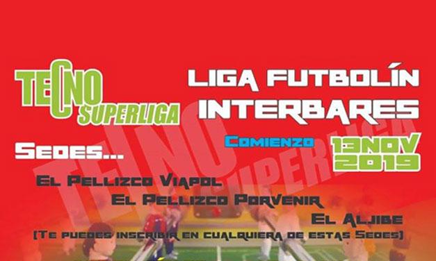 LIGA INTERBARES 2019 (SEVILLA – 13/11/19)